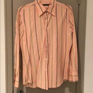 🍎John Varvatos men's button down shirt